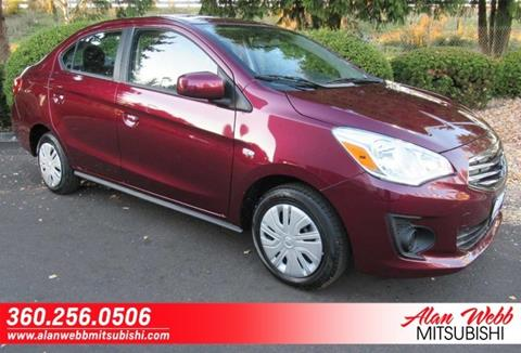 2019 Mitsubishi Mirage G4 for sale in Vancouver, WA