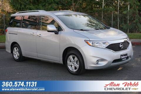 2016 Nissan Quest for sale in Vancouver, WA