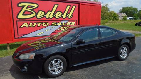 2004 Pontiac Grand Prix for sale in Flint, MI