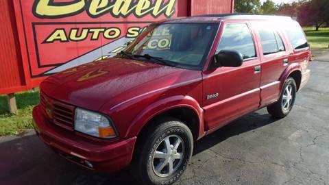2000 Oldsmobile Bravada for sale in Flint, MI