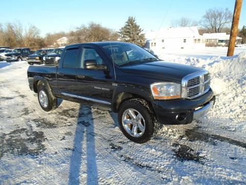 2006 Dodge Ram Pickup 1500 for sale in Flint, MI