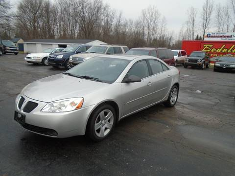 2007 Pontiac G6 for sale in Flint, MI