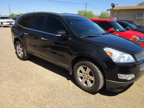 2011 Chevrolet Traverse for sale in Eloy, AZ