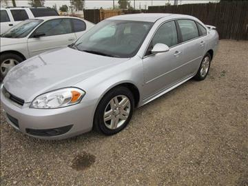 2009 Chevrolet Impala for sale in Eloy, AZ