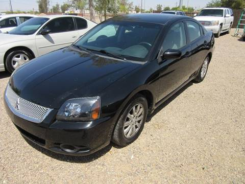 2011 Mitsubishi Galant for sale in Eloy, AZ