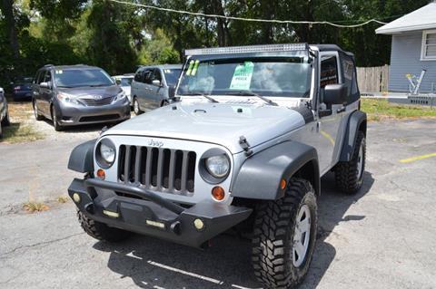 2011 Jeep Wrangler for sale in Tampa, FL