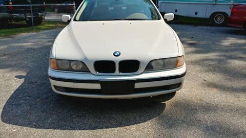 2000 BMW 5 Series for sale in Spartanburg, SC