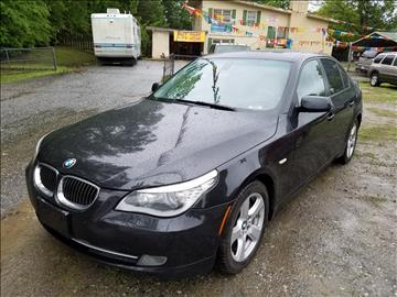 2008 BMW 5 Series for sale in Spartanburg, SC