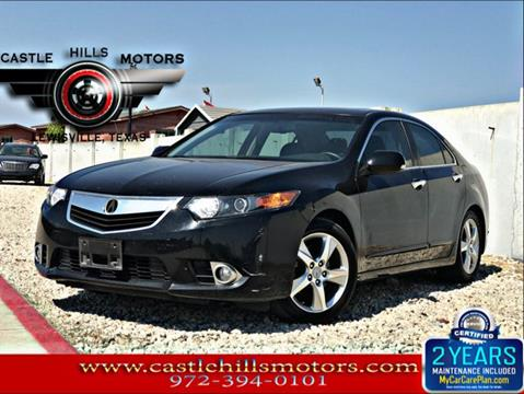 2011 Acura TSX for sale in Lewisville, TX