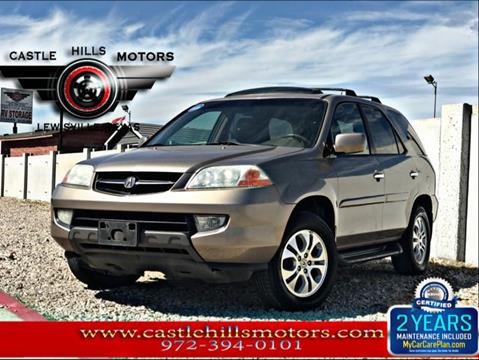 2003 Acura MDX for sale in Lewisville, TX