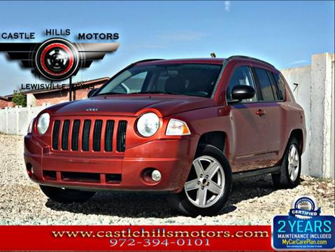 2010 Jeep Compass for sale in Lewisville, TX