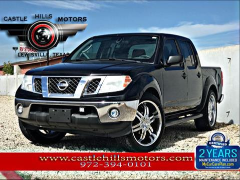 2010 Nissan Frontier for sale in Lewisville, TX