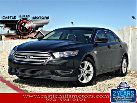 2014 Ford Taurus for sale in Lewisville, TX
