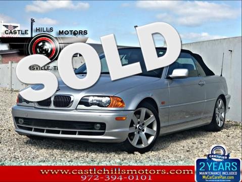 2001 BMW 3 Series for sale in Lewisville, TX