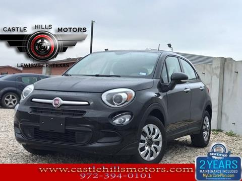 2017 FIAT 500X for sale in Lewisville, TX