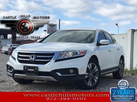 2013 Honda Crosstour for sale in Lewisville, TX