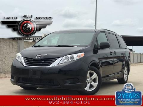 2015 Toyota Sienna For Sale >> Used 2015 Toyota Sienna For Sale Carsforsale Com