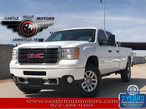 2011 GMC Sierra 2500HD for sale in Lewisville, TX