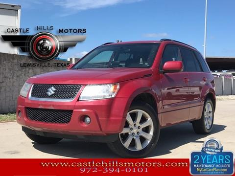 2012 Suzuki Grand Vitara for sale in Lewisville, TX