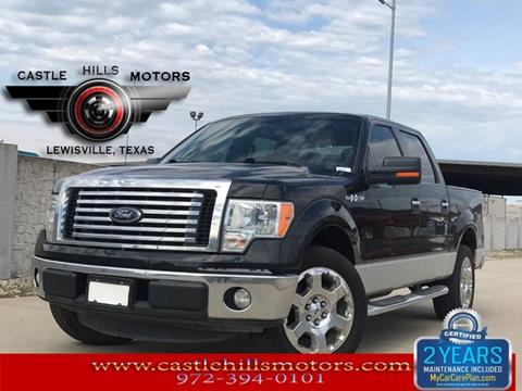 2012 Ford F-150 for sale in Lewisville, TX