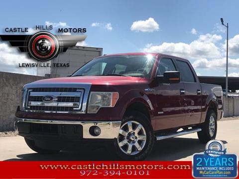 2014 Ford F-150 for sale in Lewisville, TX