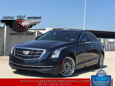 Used Cadillac Ats >> Used Cadillac Ats For Sale In Texas Carsforsale Com