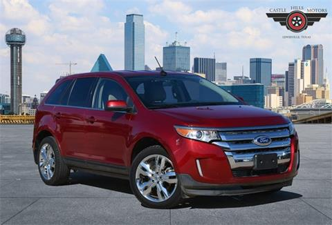 2013 Ford Edge for sale in Lewisville, TX