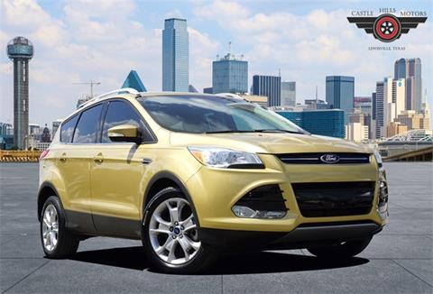 2014 Ford Escape for sale in Lewisville, TX