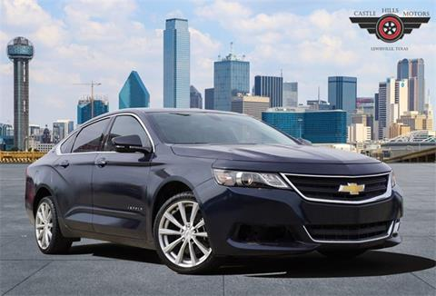 2017 Chevrolet Impala for sale in Lewisville, TX