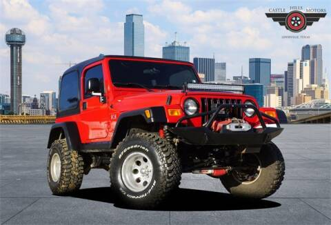 2006 Jeep Wrangler for sale in Lewisville, TX