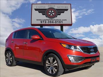 2011 Kia Sportage for sale in Lewisville, TX