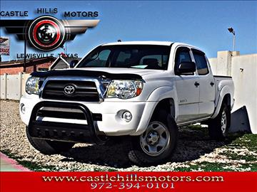 2007 Toyota Tacoma for sale in Lewisville, TX