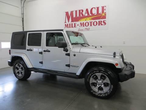 Jeep wrangler for sale in lincoln ne for Miracle mile motors lincoln ne