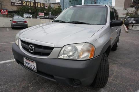 2001 Mazda Tribute for sale in Los Angeles, CA