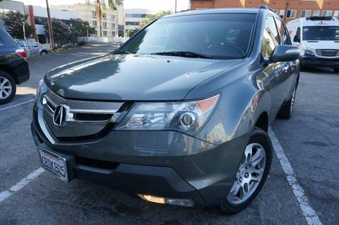 2007 Acura MDX for sale in Los Angeles, CA