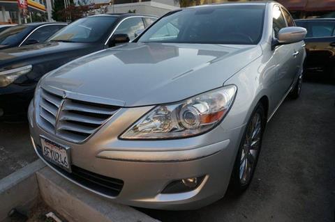 2009 Hyundai Genesis for sale in Los Angeles, CA