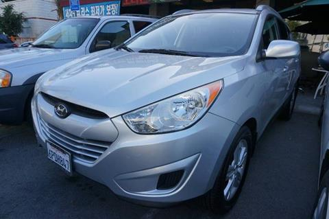2011 Hyundai Tucson for sale in Los Angeles, CA
