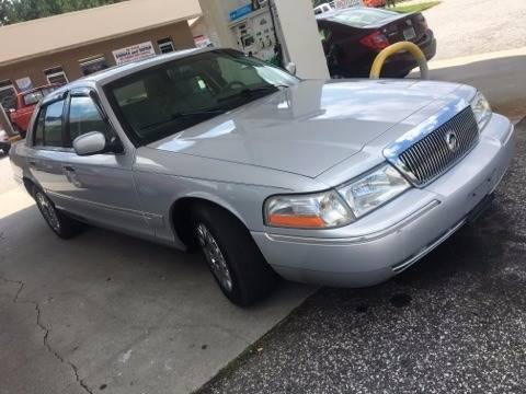 2003 Mercury Grand Marquis for sale in Winder, GA