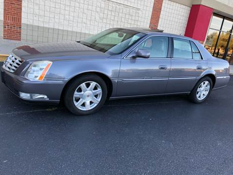 2007 Cadillac DTS for sale in Winder, GA