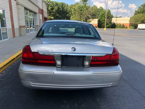 2005 Mercury Grand Marquis for sale in Winder, GA