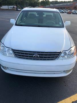 2003 Toyota Avalon for sale in Winder, GA