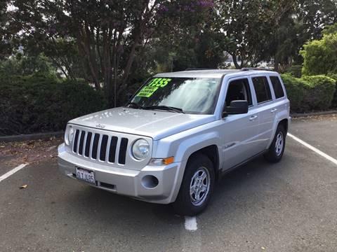 2010 Jeep Patriot for sale in Benicia, CA