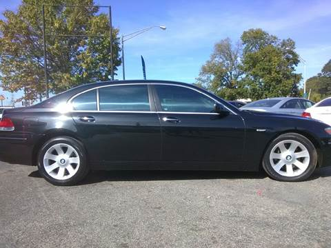 2006 BMW 7 Series for sale in Memphis, TN