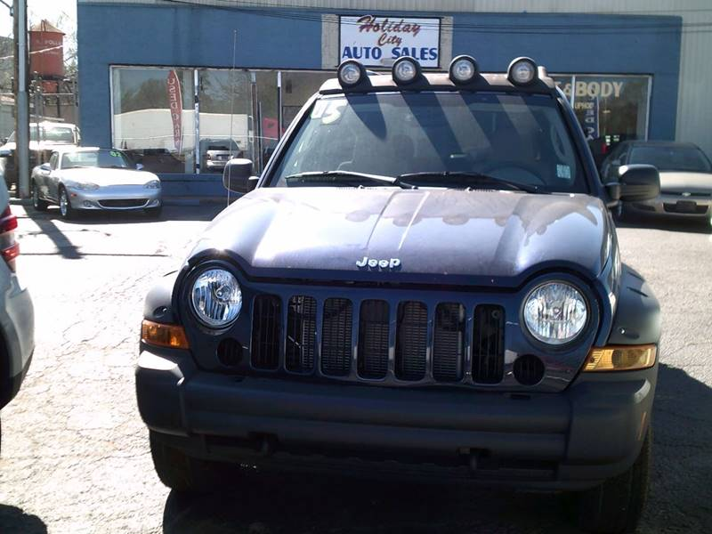 2005 jeep liberty renegade in memphis tn holiday city auto sales. Black Bedroom Furniture Sets. Home Design Ideas
