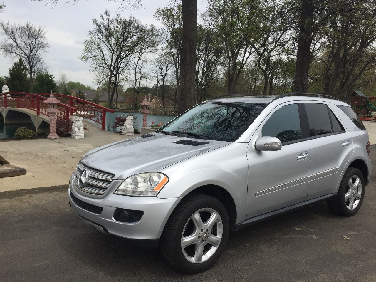 2008 mercedes benz m class memphis tn memphis tennessee for Memphis mercedes benz