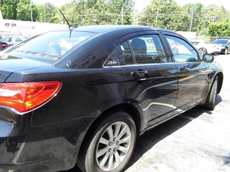 2014 Chrysler 200 Touring 4dr Sedan In Memphis TN - A-1 AUTO AND ...