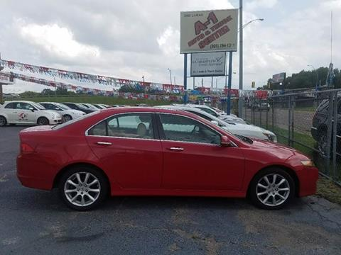 2008 Acura TSX for sale in Memphis, TN