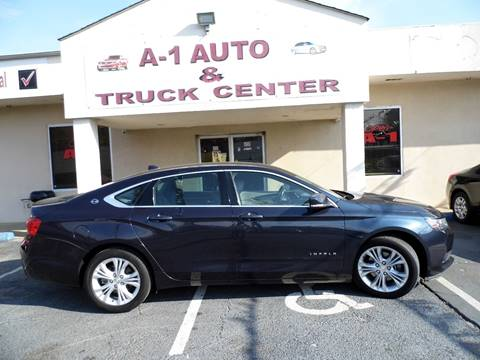 2014 Chevrolet Impala for sale at A-1 AUTO AND TRUCK CENTER in Memphis TN