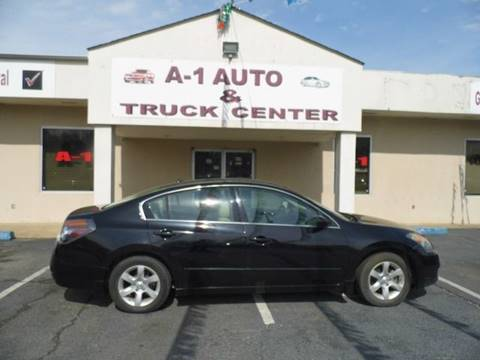 2009 Nissan Altima for sale at A-1 AUTO AND TRUCK CENTER in Memphis TN