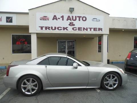 2007 Cadillac XLR for sale at A-1 AUTO AND TRUCK CENTER in Memphis TN